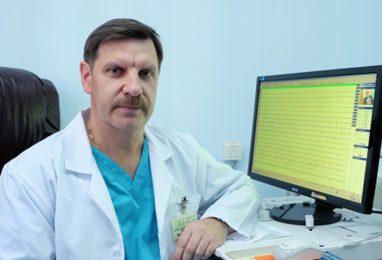 Врач-нейрофизиолог – Ефимов Игорь Николаевич