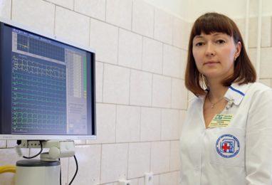 Врач функциональной диагностики – Кошкина Екатерина Михайловна